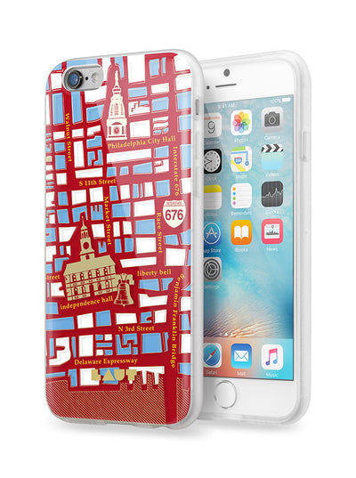 LAUT-NOMAD Philadelphia-Case-For iPhone 6 series