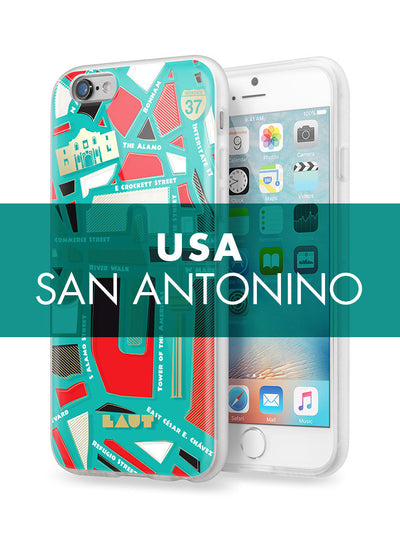 LAUT-NOMAD San Antonio-Case-For iPhone 6 series