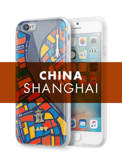 LAUT-NOMAD Shanghai-Case-For iPhone 6 Plus series