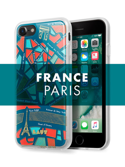 LAUT-NOMAD Paris-Case-For iPhone 7 series