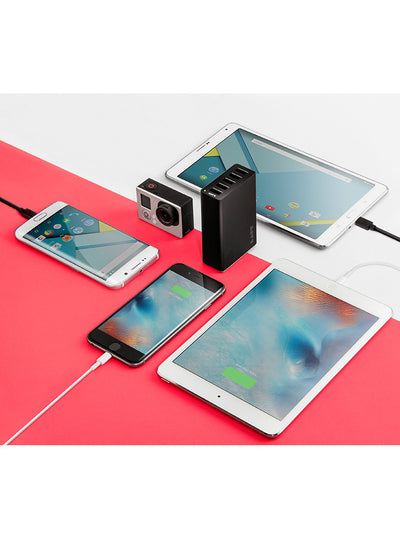 LAUT-QUINT-X USB CHARGER-Power-For Smartphone & Tablet
