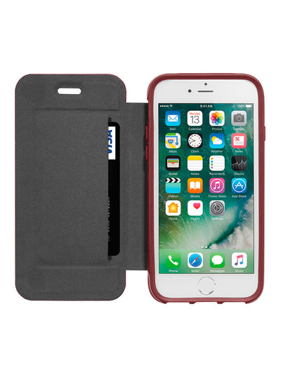 LAUT-R1-f [IMPKT]-Case-For iPhone 8