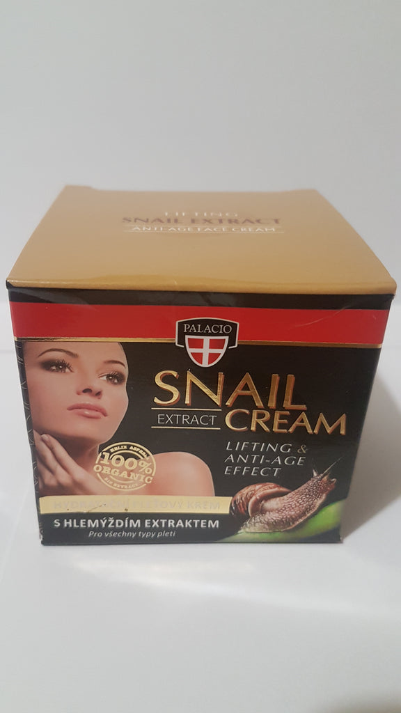 Snail Extract Cream – 50ml