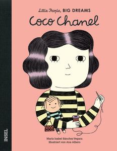 Coco Chanel - Little People, Big Dreams. | María Isabel Sánchez Vegara