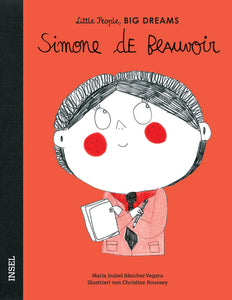 Simone de Beauvoir - Little People, Big Dreams. | María Isabel Sánchez Vegara