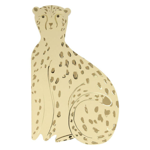 Cheetah Sticker- & Malbuch