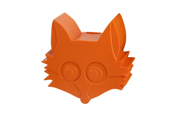 Lunchbox Fuchs orange