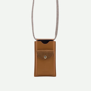 Phone Pouch cider brown Handytasche | Sticky Lemon