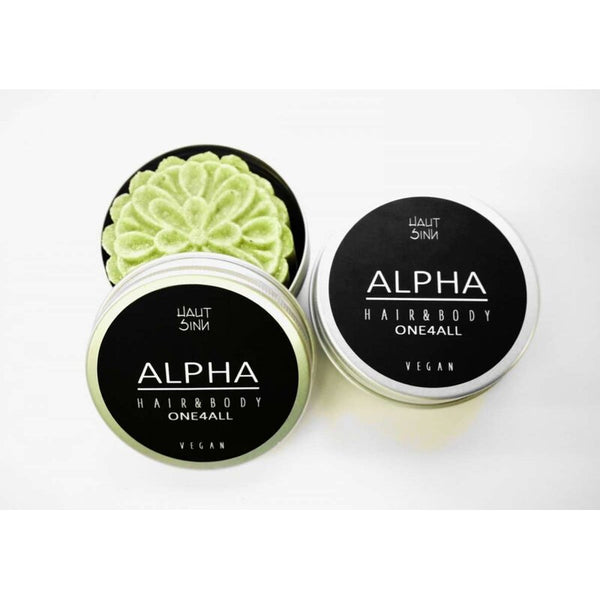 ALPHA One4All Hair & Body Bar Hautsinn