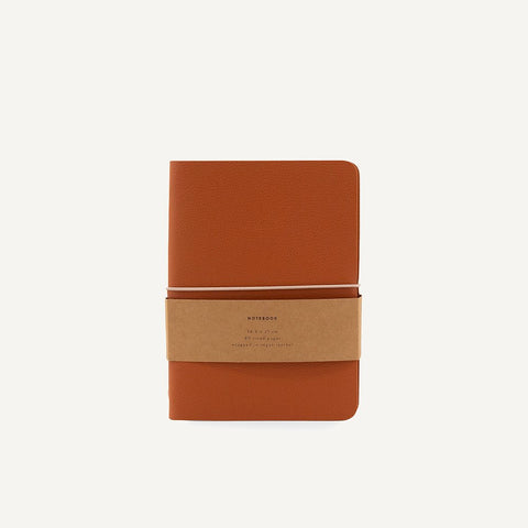 Notizbuch M burnt orange | Monk & Anna