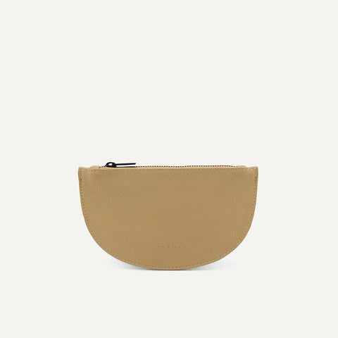 Wallet Mondo Half Moon straw | Monk & Anna