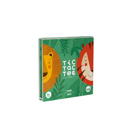 LION & TIGER Tic Tac Toe Londji