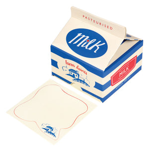"Notizblock ""Milk"" Memo Pads"