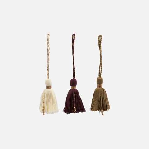 Tassel Ornaments Anhänger Set