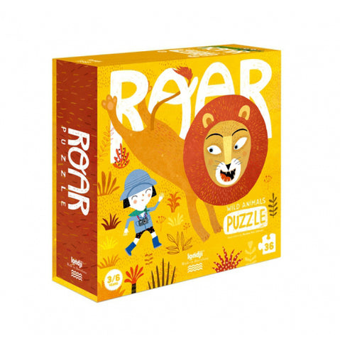 ROAR Safari Puzzle Londji