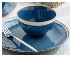 Azure Blue Tableware