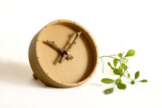 Willow Table Clock