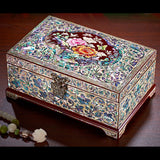 Pretty Pearl Jewelry Box