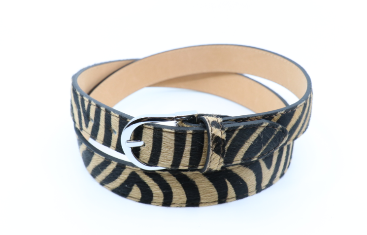 ALB Real Leather Tiger Belt