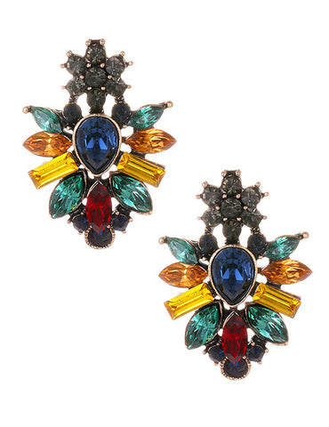ALB Multi Jewel Earrings