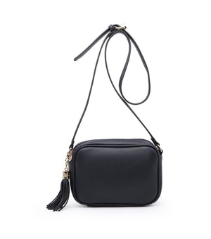 ALB Black Box Camera Cross Body Bag