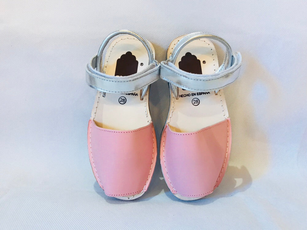 Pink Silver Candy Floss Mini Me ALBies