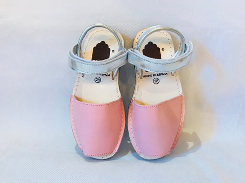 Pink Silver Candy Floss Mini ALBies