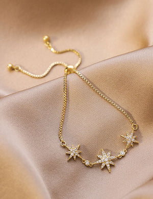 ALB Gold Star Bracelet