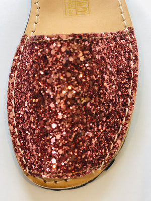 Rose Gold Glitter Mini Me ALBies
