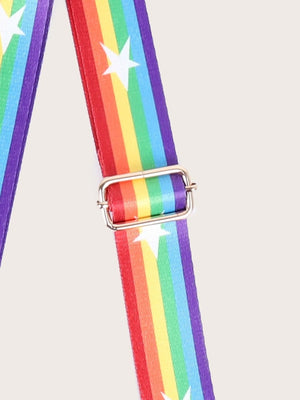 ALB Rainbow Star Bag Strap