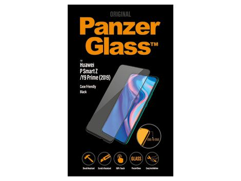 Panzerglass voor de Huawei P Smart Z/Y9 Prime (2019)-Black Case Friendly