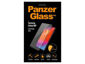 PanzerGlass voor Samsung Galaxy A80 - Black Case Friendly