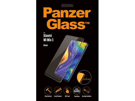 PanzerGlass screenprotector voor de Xiaomi Mi Mix 3 - Black