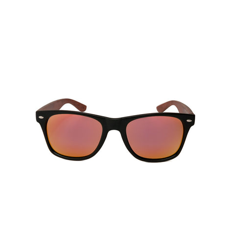 iClassic Wood Bk/Red
