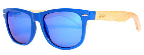 Gafas de Sol Classic Way Blue Party