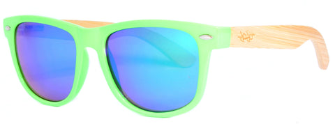 Gafas de Sol Classic Way Green Party