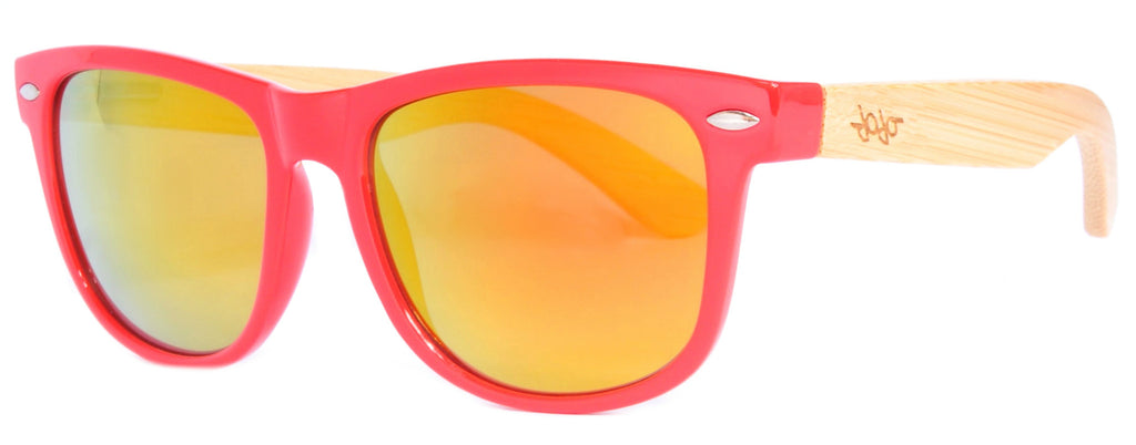 Gafas de Sol Classic Way Red Party