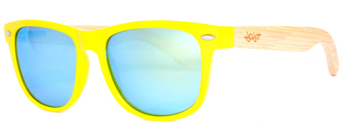 Gafas de Sol Classic Way Yellow Party