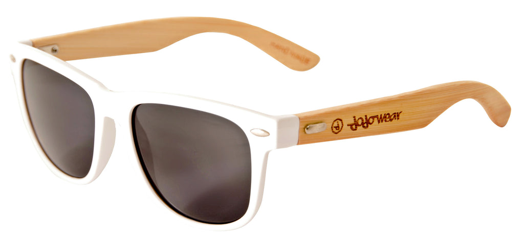 Gafas de Sol Classic Way White Party
