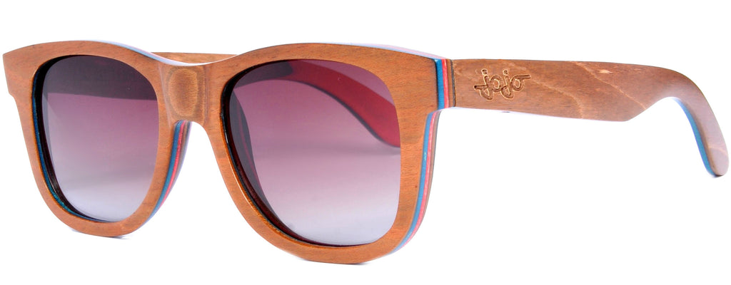 Gafas de Sol Duende Wood Brown