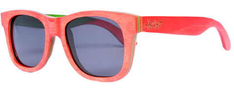 Gafas de Sol Duende Wood Red