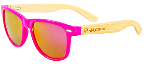 Gafas de Sol Classic Way Pink Party