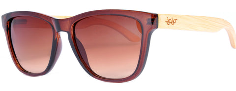 Gafas de Sol Smooth Brown