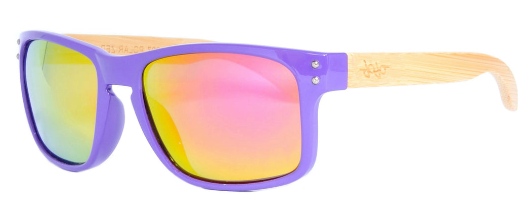 Gafas de Sol Purple Sunshine