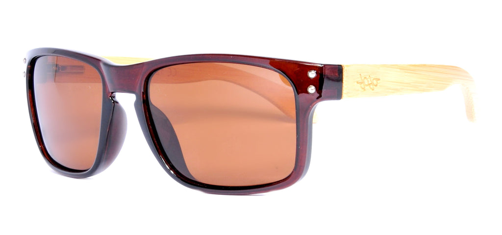 Gafas de Sol Brown Sunshine