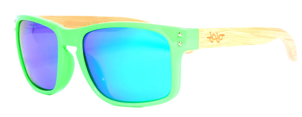 Gafas de Sol Green Sunshine