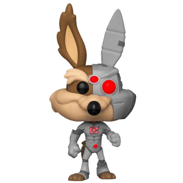 Looney Tunes - Wile E. Coyote as Cyborg Pop! Vinyl Figure (RS)