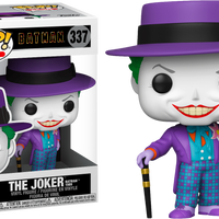 Batman 1989 - Joker with Hat (with chase) Pop! Vinyl - Rogue Online Pty Ltd