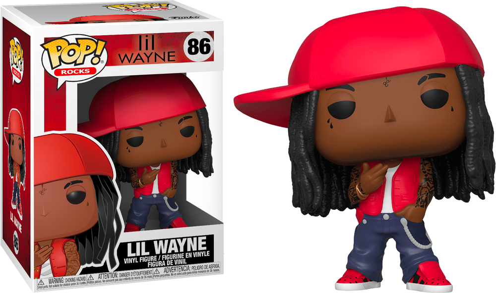 Lil Wayne - Lil Wayne Pop! Vinyl - Rogue Online Pty Ltd