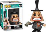 The Nightmare Before Christmas - Mayor with Megaphone Pop! Vinyl Figure - Rogue Online Pty Ltd